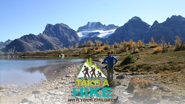 take a hike with your children hiking