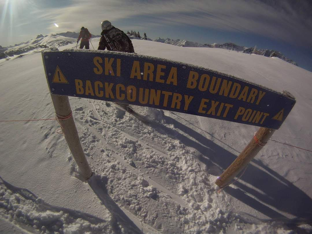 backcountry boundary